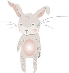 Raggedy Bunny print art