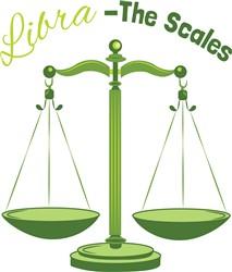 Libra-The Scales print art