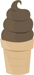 Ice Cream Cone print art