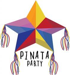 Pinata Party print art