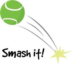 Smash It! print art