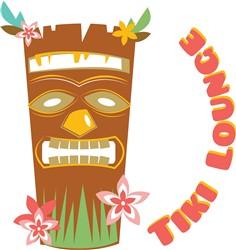 Tiki Lounge print art