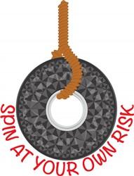Spin Risk print art