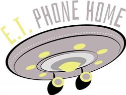 ET Phone Home print art