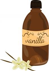 Vanilla Extract print art