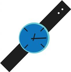 Wrist Watch print art