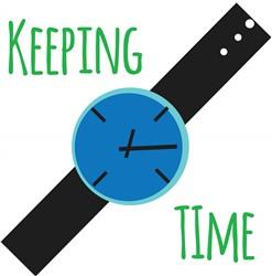 Keeping Time print art