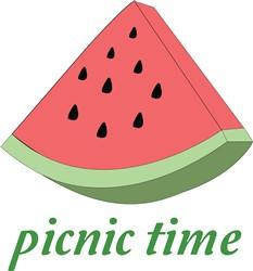 Picnic Time print art