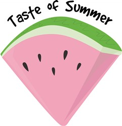 Taste of Summer print art