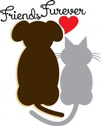 Friends Forever print art