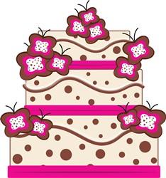 Cake Dessert print art