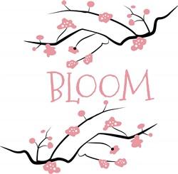 Cherry Bloom print art