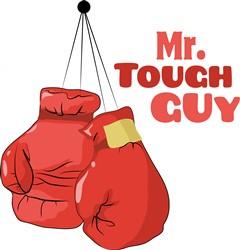 Mr. Tough Guy print art