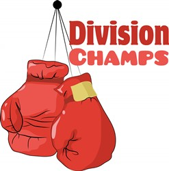 Division Champs print art