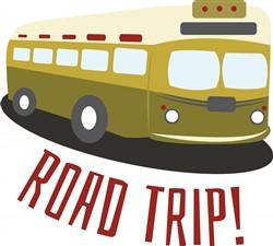 Road Trip! print art