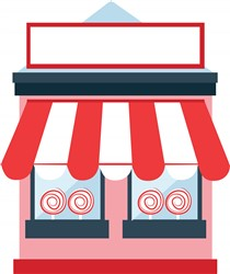 Candy Store print art