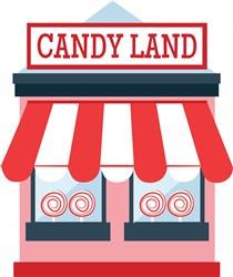 Candy Land print art