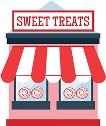 Sweet Treats print art