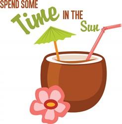 Time in the Sun print art