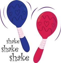 Shake Shake Shake print art