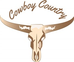 Cowboy Country print art