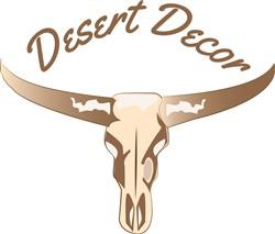 Desert Decor print art