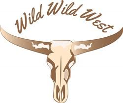 Wild Wild West print art