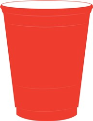 Solo Cup print art
