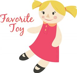 Favorite Toy print art