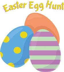 Easter Egg Hunt print art