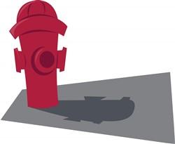 Fire Hydrant print art