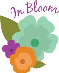 In Bloom print art
