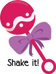 Shake It print art