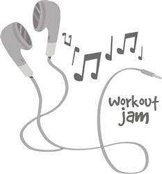 Workout Jam print art
