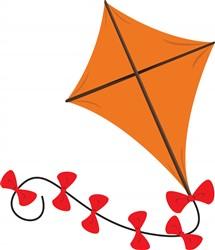Flying Kite print art