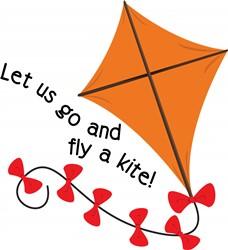 Fly A Kite print art