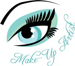 Make-up Artist print art