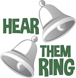 Hear Them Ring print art