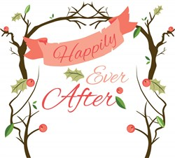Happily Ever After Arbor print art