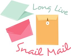 Long Live Snail Mail print art