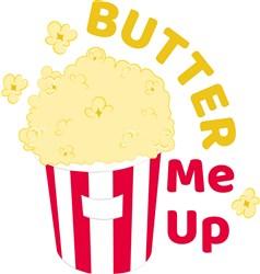 Butter Me Up! print art