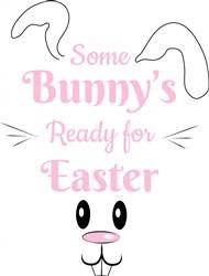 Ready For Easter print art