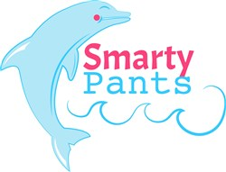 Smarty Pants print art