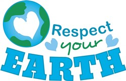 Respect Your Earth print art