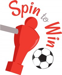 Spin To Win print art