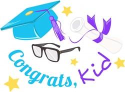 Congrats Kid print art