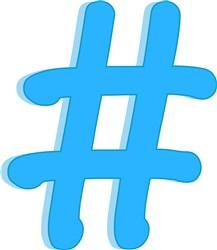 Hashtag # print art