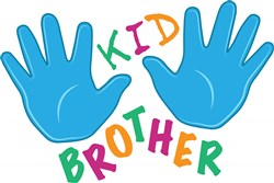 Kid Brother print art