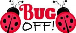 Bug Off print art