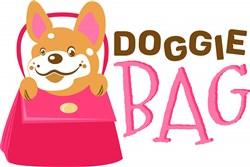 Doggie Bag print art